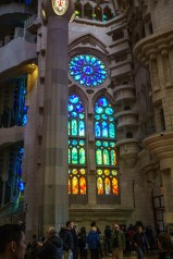 Stained glass-work